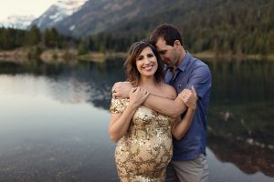 Seattle pregnancy photographer