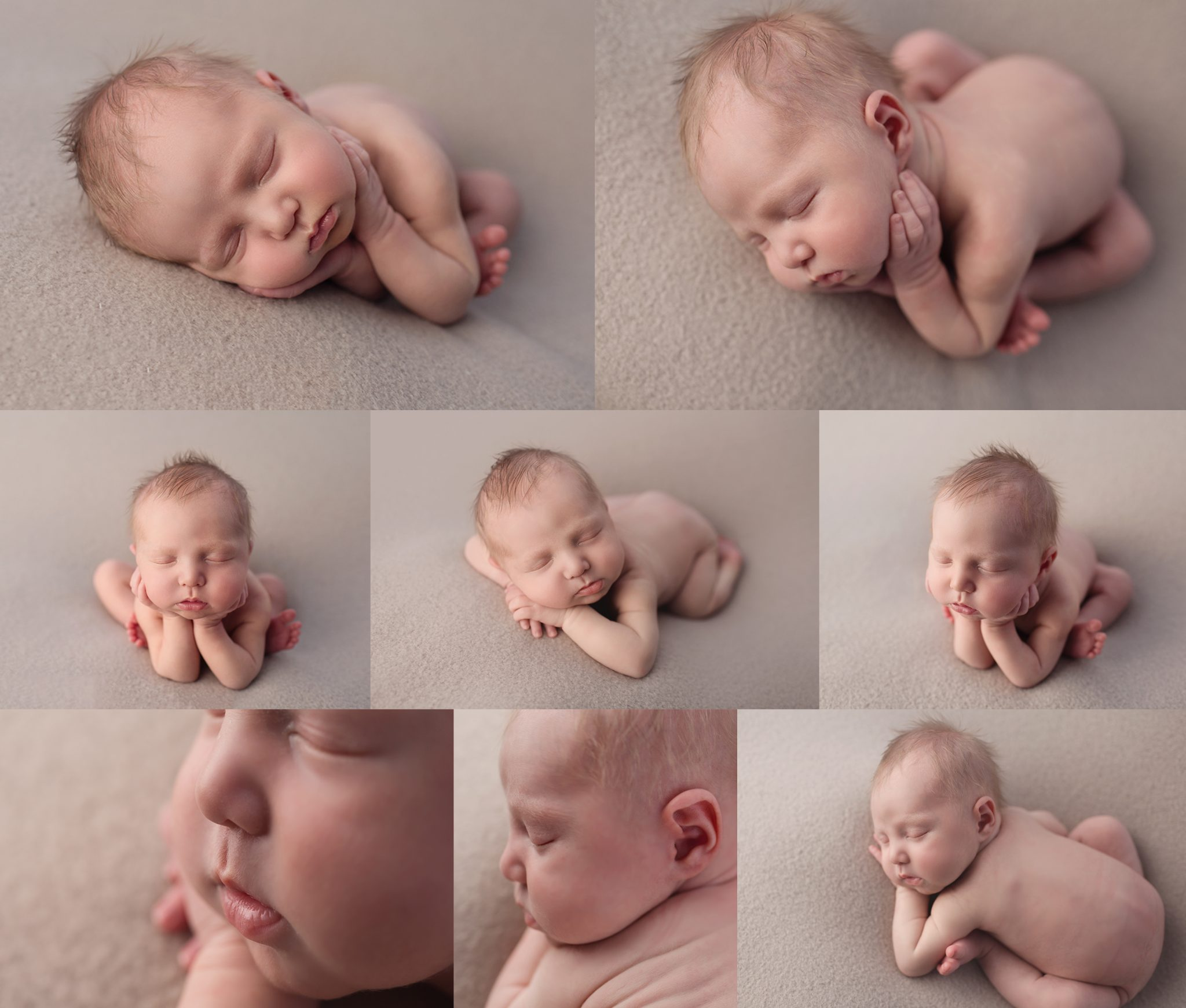 Newborn Posing | Seattle Newborn Photographer - Chelsey Shaw